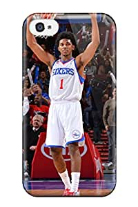 Dixie Delling Meier's Shop philadelphia 76ers nba basketball (30) NBA Sports & Colleges colorful iPhone 4/4s cases
