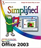 Office 2003 Simplified, Sherry Willard Kinkoph, 0764599593
