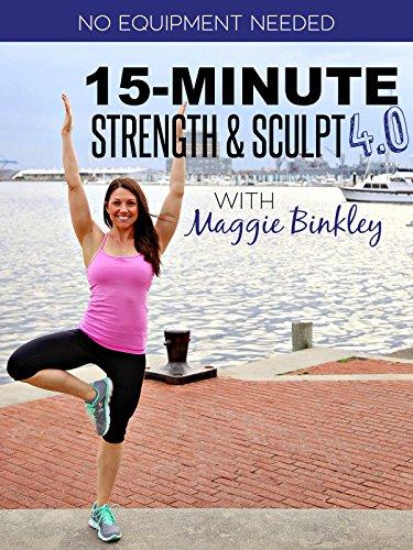 15-Minute Strength & Sculpt
