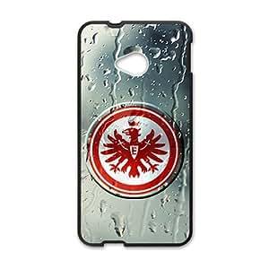 eintracht frankfurt Phone Case for HTC One M7 by mcsharks