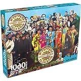 Beatles Sergeant Pepper 1000 Piece Jigsaw Puzzle - 51x69 cm