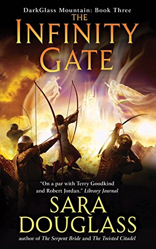 book cover of The Infinity Gate