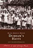 img - for Durham's Hayti (NC) (Black America Series) book / textbook / text book