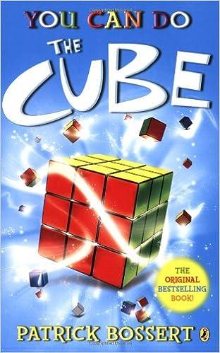 Buku You Can Do The Cube masih dijual di ebay dengan remake cover yang baru