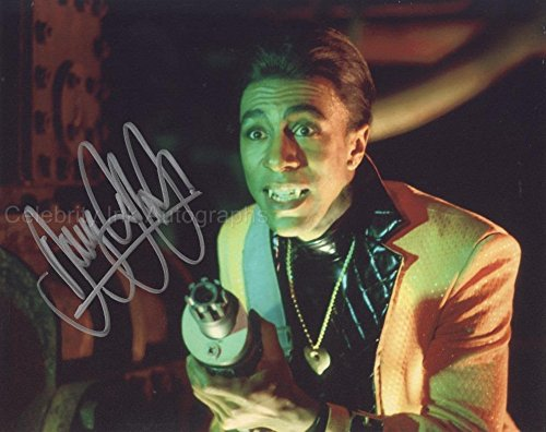 DANNY JOHN-JULES as The Cat - Red Dwarf GENUINE AUTOGRAPH