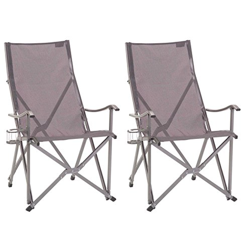 coleman high back chair - 3