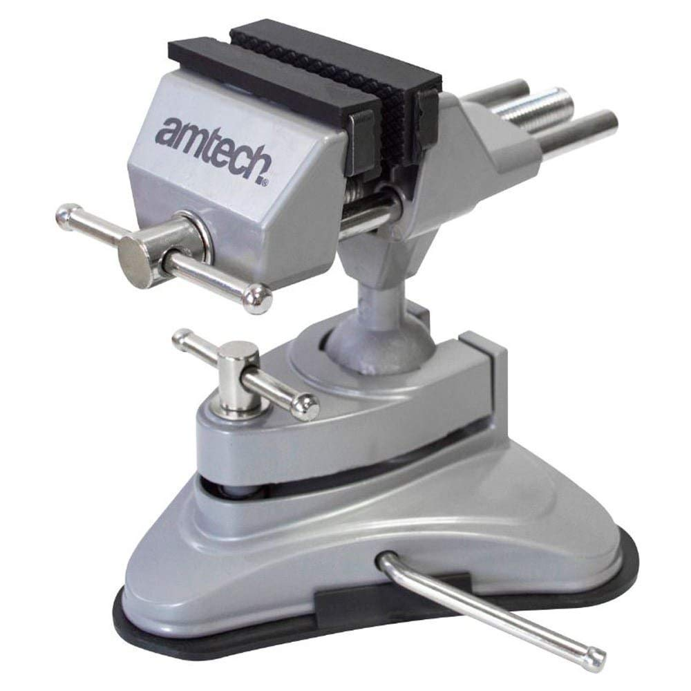 Am-Tech D3425  Aspiration Table Vice