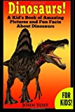 Dinosaurs! a Kid's Book of Amazing Pictures and Fun Facts about Dinosaurs, John Yost, 1497352800