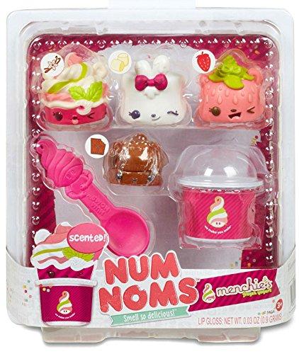 Amazon Com Num Noms Menchie S Frozen Yogurt Exclusive 4 Pack Toys