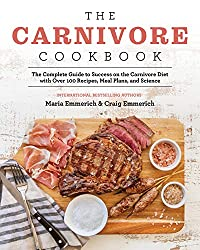Image of the product The Carnivore Cookbook that is listed on the catalogue brand of Victory Belt Publishing.