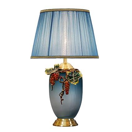 Lámparas de mesa y mesilla de noche Lámpara De Mesa Estilo ...