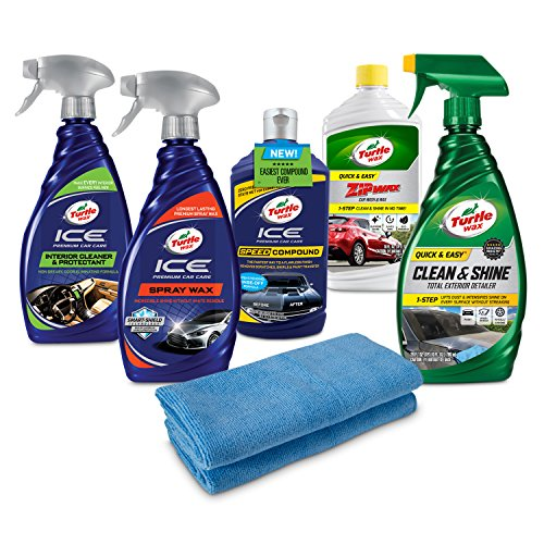 Turtle Wax 50753 Ultimate Boat & Jet Ski Cleaning Kit