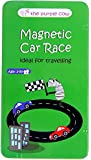 The Purple Cow Magnetic Travel Car Race Game - Car Games , Airplane Games and Quiet Games