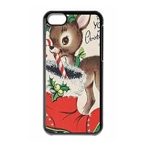 Hjqi - Custom Christmas Phone Case, Christmas Customized Case for iPhone 5C