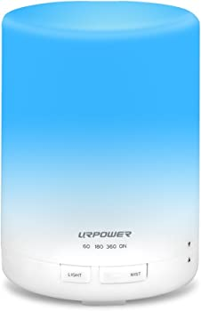 Urpower OD-301 300ml Aroma Essential Oil Diffuser
