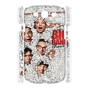 Fashionable Case The Big Bang Theory for Samsung Galaxy S3 I8487 WASXY8475273
