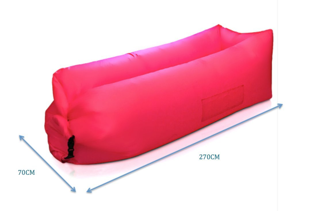 Camping & Hiking Outdoor Air Sofa Shaking Fast Inflatable Portable Travel Small Pocket Sofa Large Assortment Sports & Entertainment