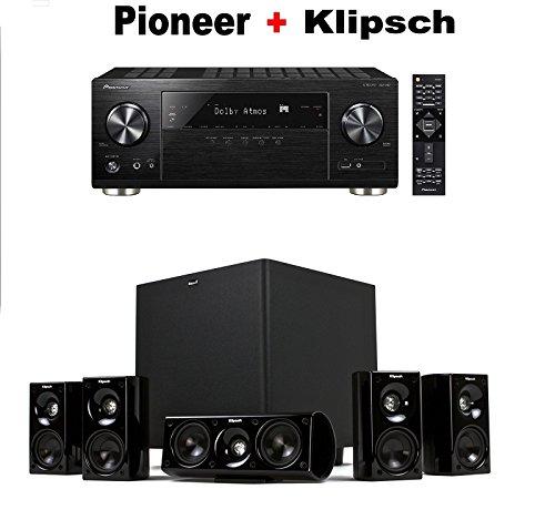 Pioneer-Component-Receiver-VSX-932-Klipsch-HDT-600-Home-Theater-System-Bundle