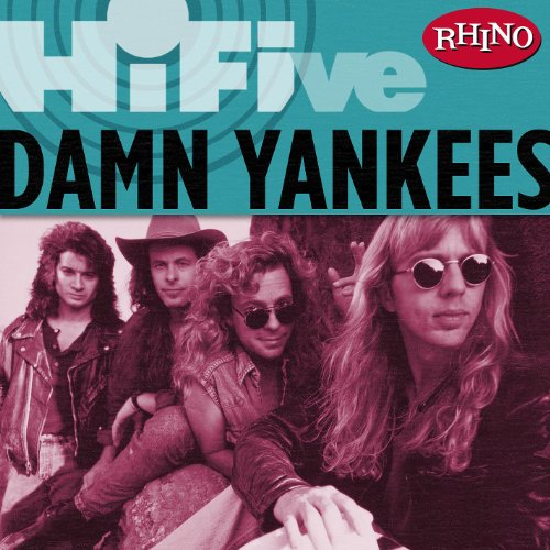 Rhino Hi-Five: Damn Yankees