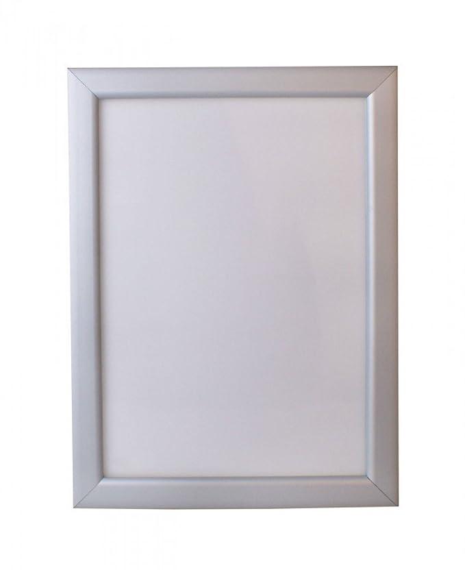 LED Alu Klapprahmen Ultraslim DIN A1 Wechselrahmen Plakatrahmen ...