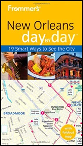 Frommer's New Orleans Day by Day (Frommer's Day by Day - Pocket) by Julia Kamysz Lane (2010-02-02)