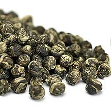 Teavivre Jasmine Dragon Pearls Green Tea Loose Leaf Chinese Tea - 3.5oz / 100g