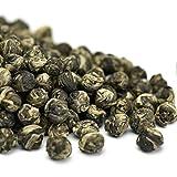 Teavivre Jasmine Dragon Pearls Green Tea Loose Leaf Chinese Tea – 3.5oz / 100g