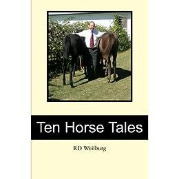 Ten Horse Tales by [Weilburg, RD]