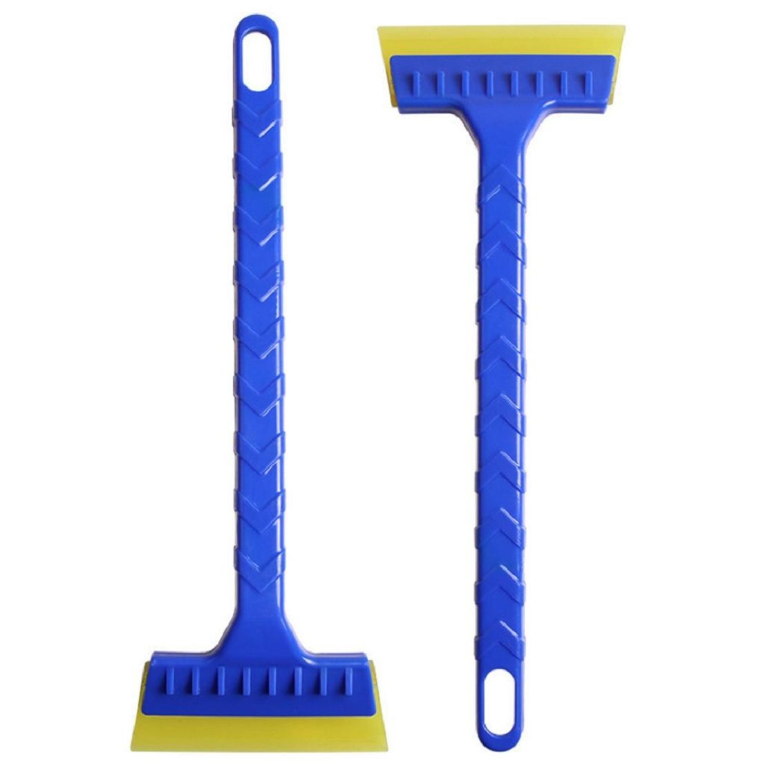 Sunfei Car Vehicle Durable Snow Ice Scraper Snow Brush Shovel Removal Cleaning Tool For Winter (Durable)