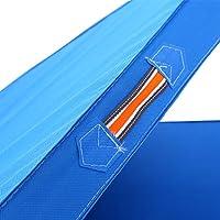 2,2 m Gimnasia plegable flotante Barra Plasware Fitness + ...