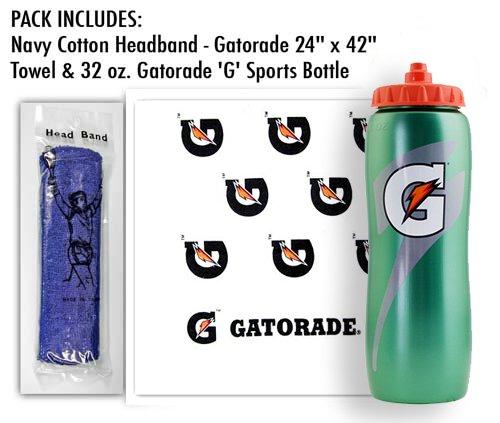Ultimate Gatorade Gym Set Headband product image