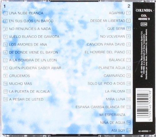 26 Grandes Canciones Y Una Nub: Ana Belén: Amazon.es: CDs y ...
