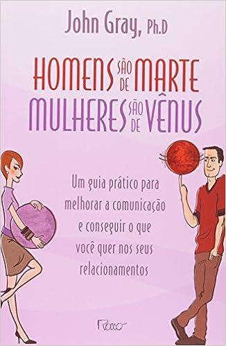 bfbf66e1c Homens são de Marte Mulheres são de Vênus - 9788532505170 - Livros na  Amazon Brasil