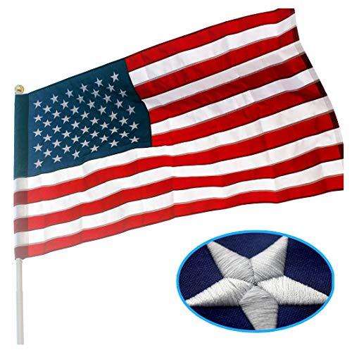 VSVO American Flag Pole