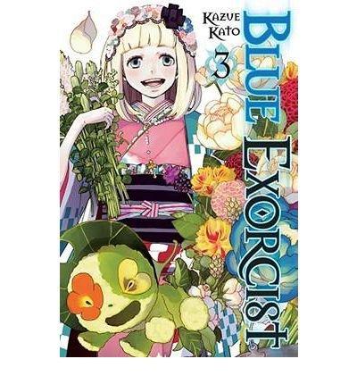 Read Online [ Blue Exorcist, Volume 3[ BLUE EXORCIST, VOLUME 3 ] By Kato, Kazue ( Author )Aug-02-2011 Paperback ebook