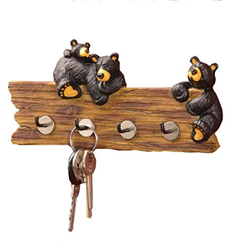 Big Sky Carvers Bear Key Holder (Big Sky Bear)