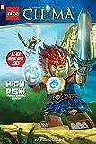 LEGO Legends of Chima #1: High Risk! by Grotholt, Yannick (2014) Paperback