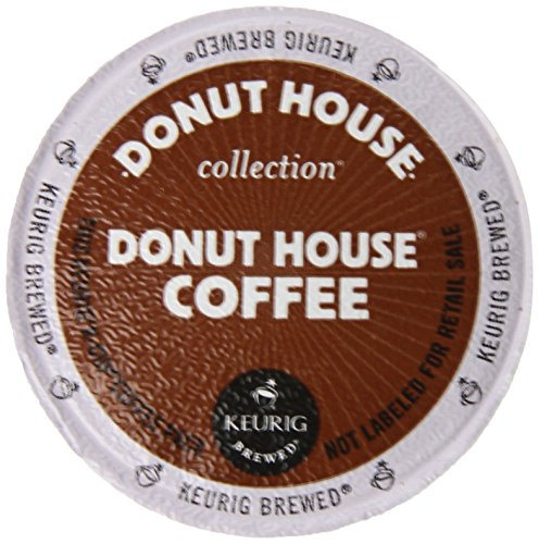 Donut House Coffee, K-Cup Portion Pack for Keurig - Green Mountain Donut House Coffee