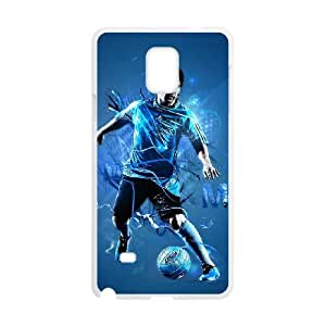 Samsung Galaxy Note 4 Phone Case Lionel Messi Case Cover PP8F297525