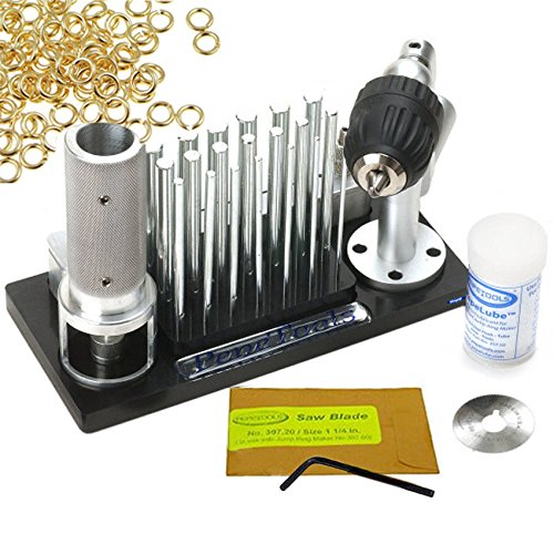 PEPETOOLS JUMP RING MAKER II REDESIGNED & IMPROVED JEWELRY COIL WIRE by Pepe Tools