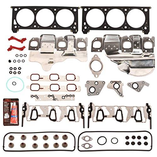 Evergreen 8-10439 Cylinder Head Gasket Set (Head Pontiac Gasket Sets)