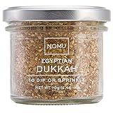 NOMU Egyptian Dukkah (2.46oz | 70g) | Macadamia, Almond, Sesame Seed & Spices Blend