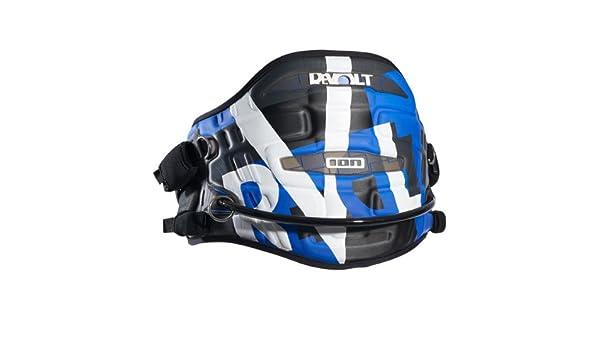 Arnés Kite ION Revolt 2013 - Black/Blue, azul: Amazon.es: Deportes ...