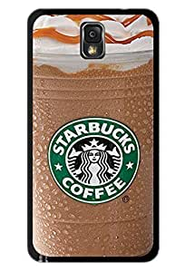 Color.Dream Starbucks ice coffee Hard Plastic Back Case Cover Phone Protective Case for Samsung Galaxy Note 3 N900