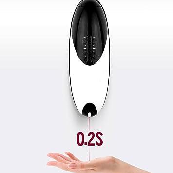 Dispensador De Jabón Sensor De Encimera De Acero Inoxidable 190ML para Loción Dispensadores De Jabón Manos Libres, para Baños De Cocina: Amazon.es: Hogar