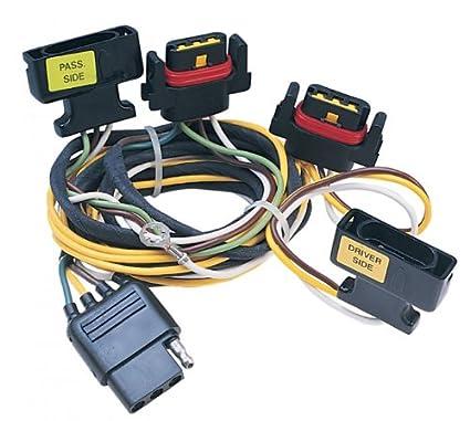 51kSHJMdG8L._SX425_ amazon com hopkins 42205 litemate vehicle to trailer wiring kit