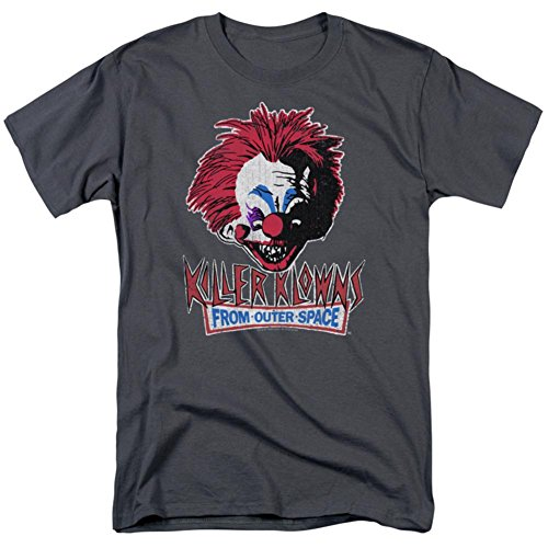 Killer Klowns From Outer Space- Rough Clown T-Shirt Size S]()