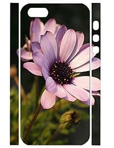Colorful Custom Retro Floral Print High Impact Iphone 5 5S Phone Case