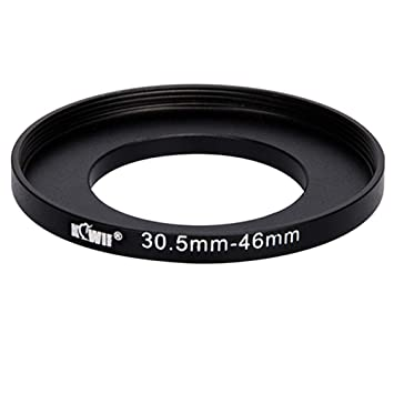 Amazon com : Kiwifotos 30 5-46mm Step-Up Filter Adapter Ring