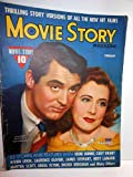 Movie Story Magazine, February, 1941, Cary Grant, Irene Dunn on Cover, PENNY SERENADE Articles: Hedy Lamarr, Laurence Olivier, Errol Flynn and Many Others